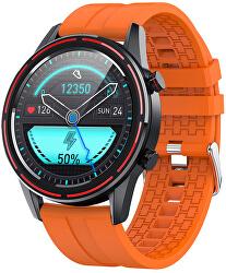 Smartwatch WO71O - Orange
