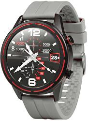 Smartwatch WO74GY - Grey