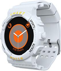 Smartwatch W91W - White