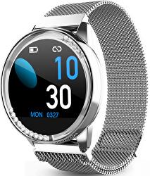 W61S Smartwatch - Silver