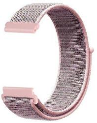 Nylonový řemínek pro Samsung Galaxy Watch - Pink 20 mm