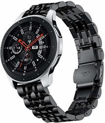 Milánói szíj Samsung Galaxy Watch-hoz - Fekete 22 mm