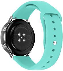Silikonový řemínek pro Samsung Galaxy Watch - Mint Green 20 mm