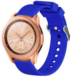 Silikonový řemínek pro Samsung Galaxy Watch - Royal Blue 22mm