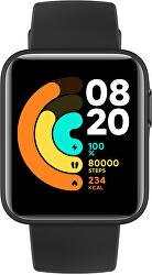 Xiaomi Mi Watch Lite chytré hodinky, Black