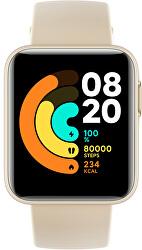 Xiaomi Mi Watch Lite chytré hodinky, Ivory