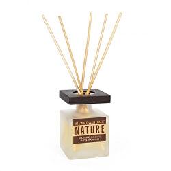 Difuzér NATURE Rajské dřevo & geránium 80 ml