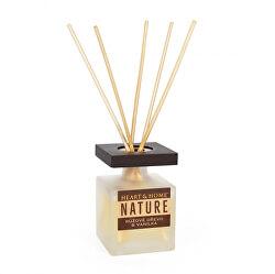 Difuzér NATURE Ružové drevo & vanilka 80 ml