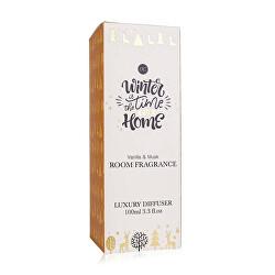 Aroma difuzér Winter Magic Vanilla & Musk (Luxury Diffuser) 100 ml