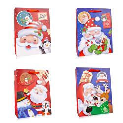 Darčeková taška Santa a Co. 1 ks