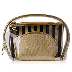 Sada kozmetických tašiek Body Luxury