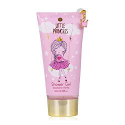 Sprchový gel Little Princess Strawberry Vanilla (Shower Gel) 60 ml