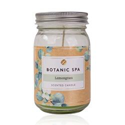 Botanic Spa Lemongrass (Scented Candle) illatmécses