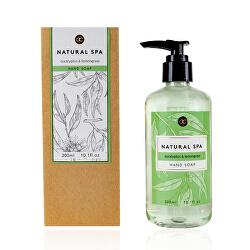 Tekuté mýdlo eukalyptus a citronová tráva Natural Spa (Hand Soap) 300 ml