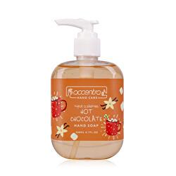 Tekuté mýdlo na ruce Handcare Xmas Hot Chocolate (Hand Soap) 200 ml