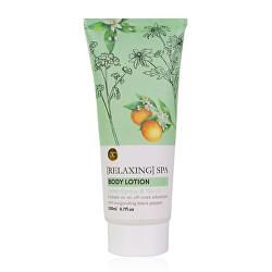 Tělové mléko Relaxing Spa Lemongrass & Neroli (Body Lotion) 200 ml