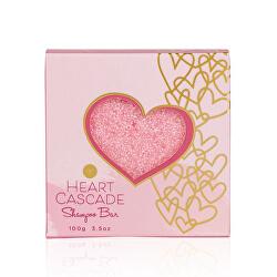 Tuhý šampon Heart Cascade (Shampoo Bar) 60 g