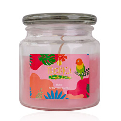 Tropica Rose (Scented Candle) illatmécses