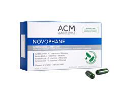 Doplnok stravy pre podporu kvality vlasov a nechtov Novophane 60 kapslí
