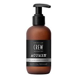 24h hydratační krém na pokožku těla a ruce Acumen (24H Hand & Body Hydrator) 190 ml