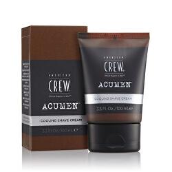 Chladicí krém na holení Acumen (Cooling Shave Cream) 100 ml