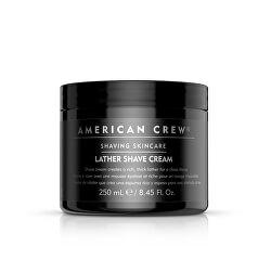 Pěnivý holicí krém (Lather Shave Cream) 250 ml