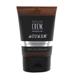 Zklidňující krém na holení Acumen (Soothing Shave Cream) 100 ml