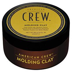 Silně fixační a tvarující pasta na vlasy se středním leskem (Molding Clay) 85 g