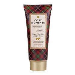 Gel doccia al profumo di ginepro e ambra calda Cosy Moments (Shower Gel) 200 ml