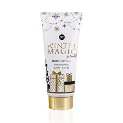 Tělové mléko Winter Magic Vanilla & Musk (Body Lotion) 200 ml