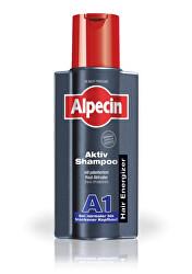 Șampon de activare pentru pielea normală chiar uscată a capului A1 (Aktiv Shampoo) 250 ml