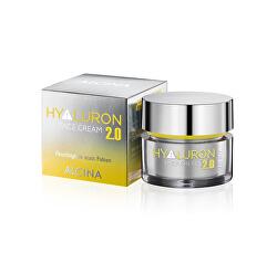 Protivráskový pleťový krém Hyaluron 2.0 (Face Cream) 50 ml