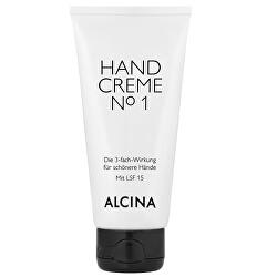 Krém na ruce SPF 15 No.1 (Hand Cream) 50 ml
