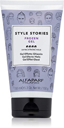Gel na vlasy s ledovým efektem Style Stories (Frozen Gel) 150 ml