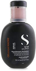 Koncentrát na suché vlasy Semi di Lino Sublime (Nourishment Multiplier) 150 ml