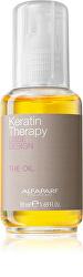 Vyživující olej na vlasy Lisse Design Keratin Therapy (The Oil) 50 ml