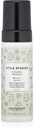 Objemová pěna pro jemné vlasy Style Stories (Volume Mousse) 125 ml
