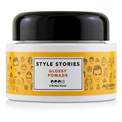 Pomáda na vlasy s leskem Style Stories (Glossy Pomade) 100 ml
