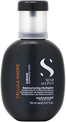 Restrukturalizační koncentrát pro poškozené vlasy Semi di Lino Sublime (Restructuring Multiplier) 150 ml