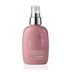 Bezoplachová péče pro suché vlasy Semi di Lino Moisture (Nutritive Detangling Fluid) 125 ml