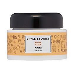 Stylingová jílová pasta na vlasy Style Stories (Funk Clay) 100 ml