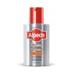 Černý kofeinový šampon Tuning (Shampoo) 200 ml