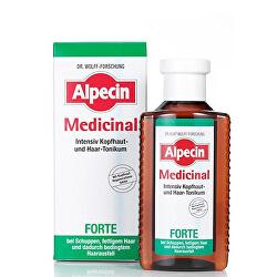 Intenzivní vlasové tonikum proti vypadávání vlasů (Medicinal Forte Liquid) 200 ml