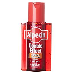 Kofeinový šampon s dvojím účinkem (Energizer Double Effect Shampoo) 200 ml