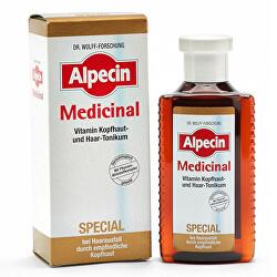 Vlasové tonikum pro citlivou pokožku (Medicinal Special Liquid) 200 ml
