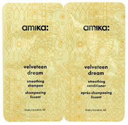 Mini set vlasové kosmetiky pro nepoddajné vlasy Velveteen Dream