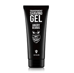 Gel na holení Jack Saloon (Transparent Shaving Gel) 250 ml