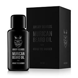 Olej na vousy (Murican Beard Oil) 29,5 ml