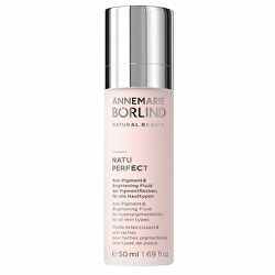 Anti-pigmentový a rozjasňujúce fluid Natu Perfect (Anti-Pigment & Brightening Fluid) 50 ml
