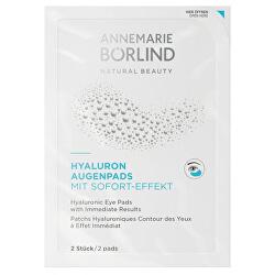 Hyalurónovej hydratačný obklady na oči (Hyaluronic Eye Pads) 6 x 2 ks